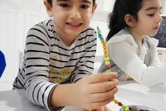 AKILLI BIDIKLAR Montessori Activity - Montessori Aktivite